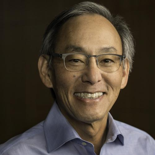 Headshot of Steven Chu
